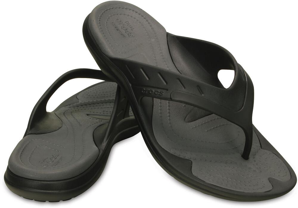 Crocs MODI Sport Sandales grisnoir